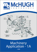 Machinery 1A Catalogue Cover