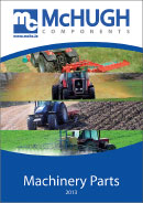 Machinery Parts Catalogue Cover