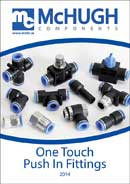One Touch Fittings Catalogue Cover