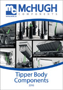 Tipper Body Catalogue Cover