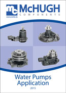 Water Pumps Catalogue Cover